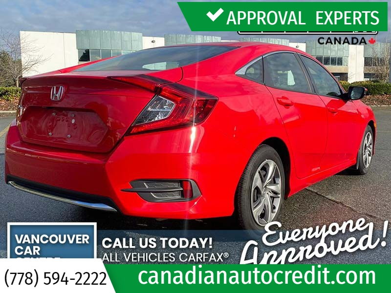 Honda Civic Sedan 2019 price $21,988