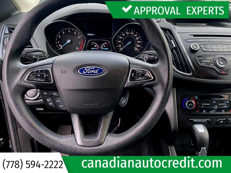 Ford Escape 2017 price $22,988