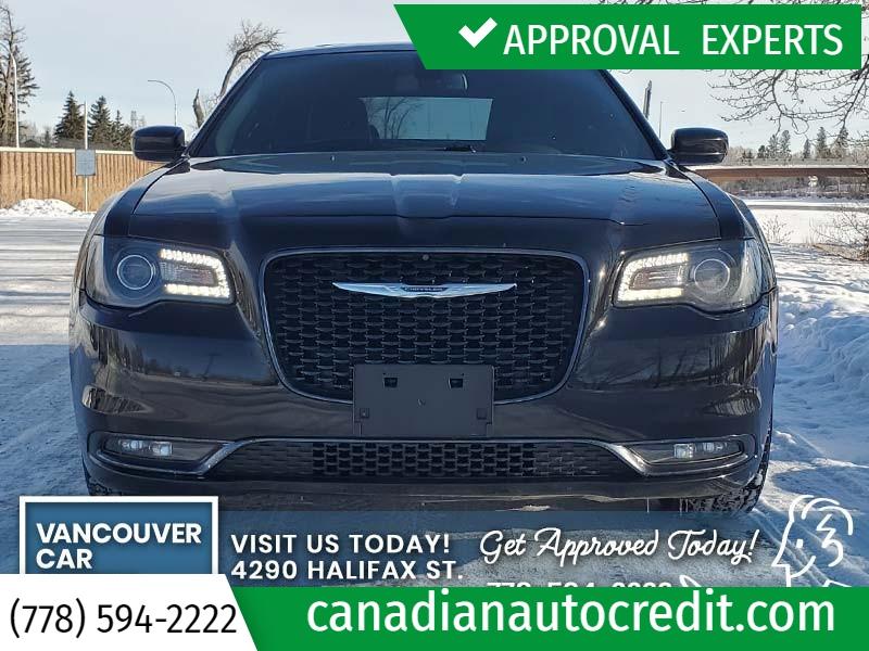 Chrysler 300 2018 price $26,988