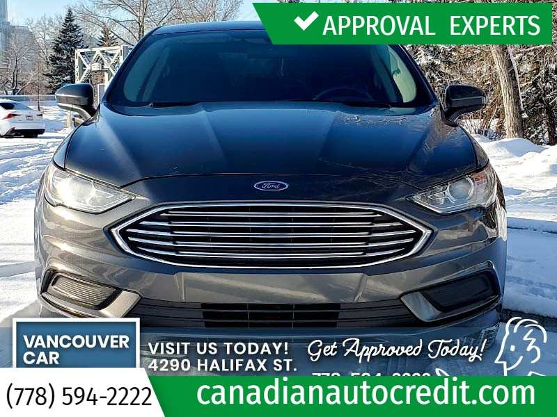 Ford Fusion 2018 price $15,988