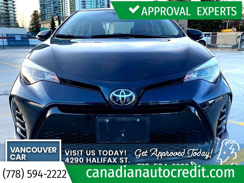 Toyota Corolla 2018 price $21,988