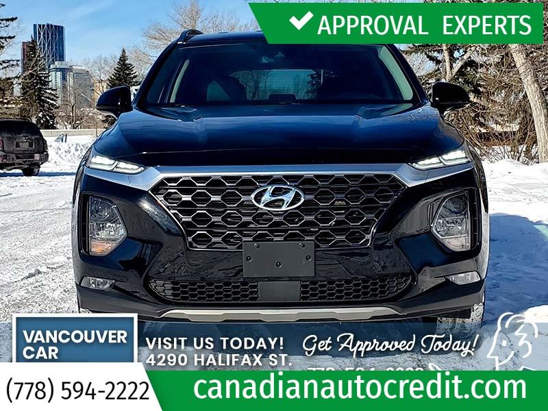 Hyundai Santa Fe 2020 price $28,988