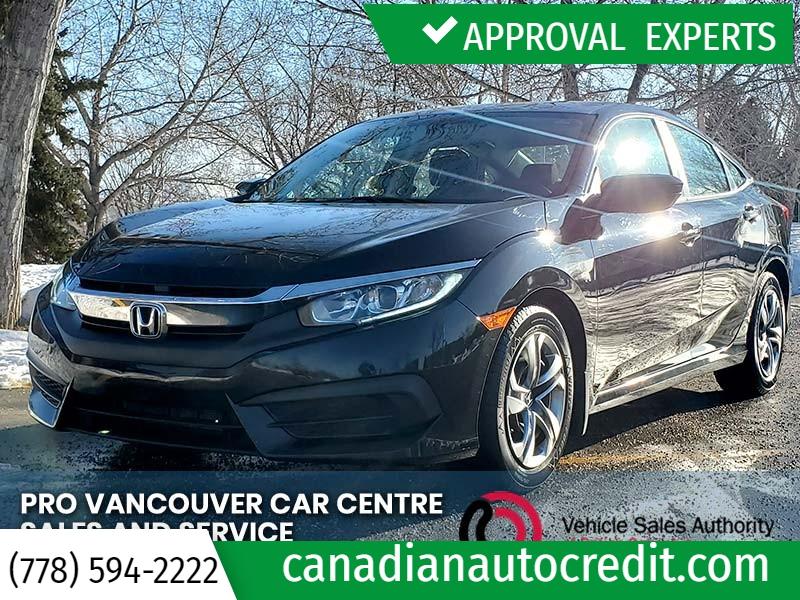 Honda Civic Sedan 2016 price $12,988