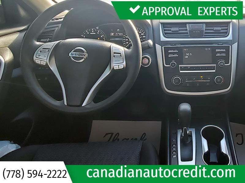 Nissan Altima 2016 price $15,988
