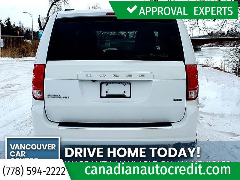 Dodge Grand Caravan 2017 price $20,988