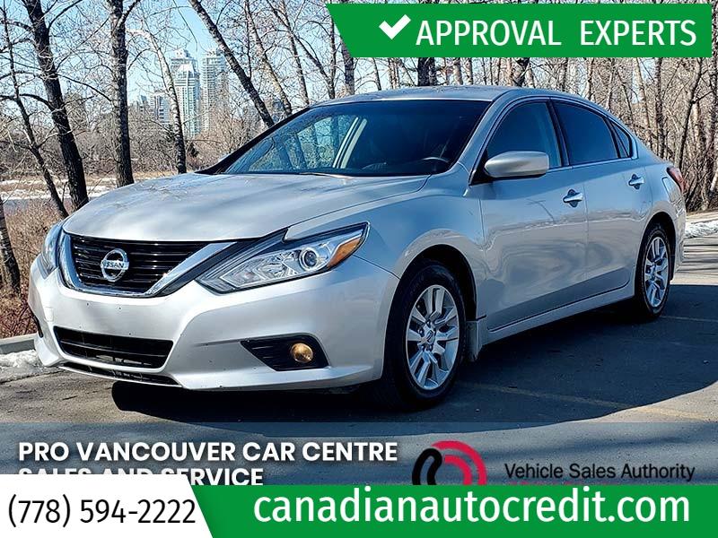 Nissan Altima 2017 price $14,988
