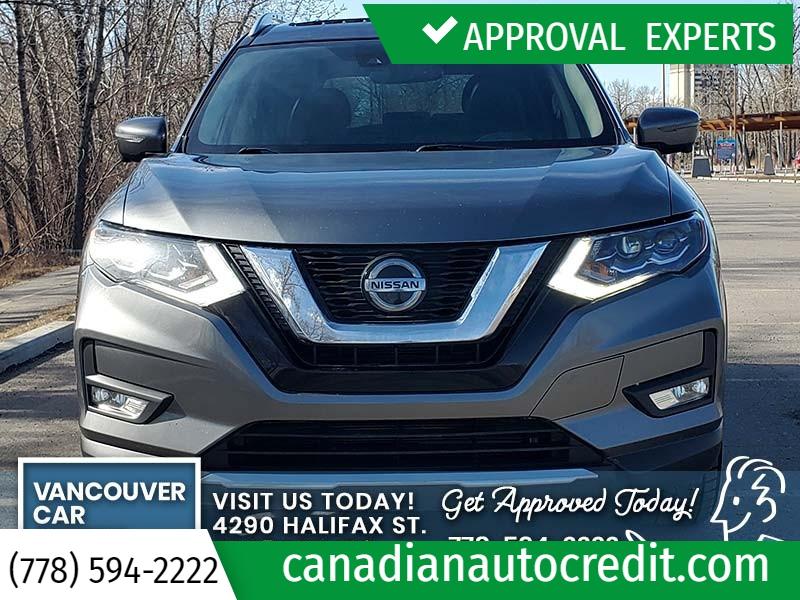 Nissan Rogue 2018 price $26,988