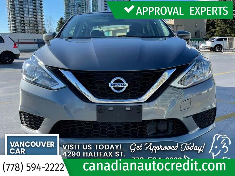 Nissan Sentra 2018 price $16,988