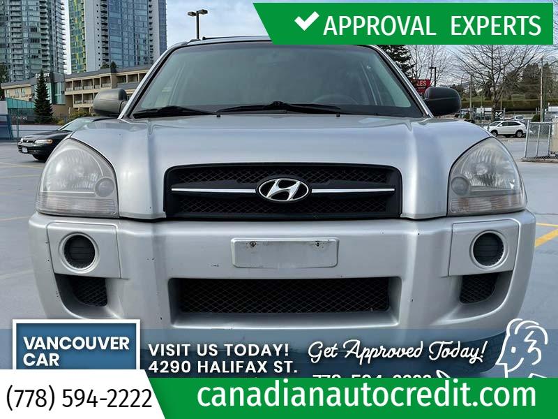 Hyundai Tucson 2007 price $4,988