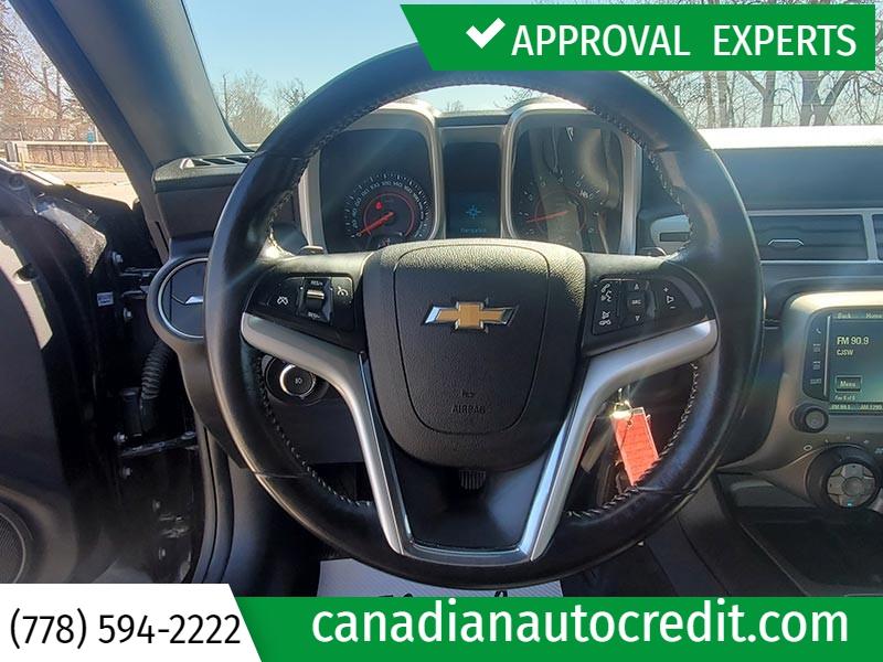 Chevrolet Camaro 2014 price $24,988
