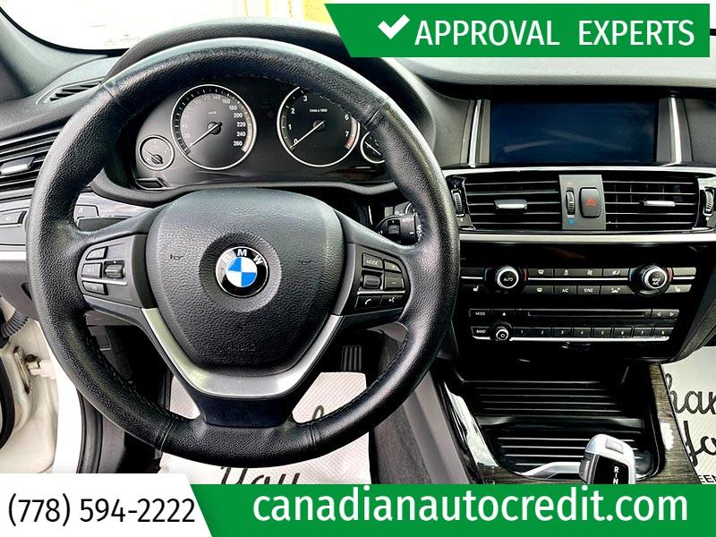 BMW X3 2017 price $28,988