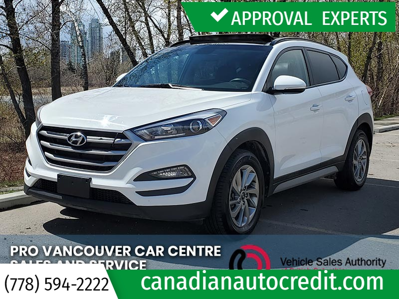 Hyundai Tucson 2018 price $26,988