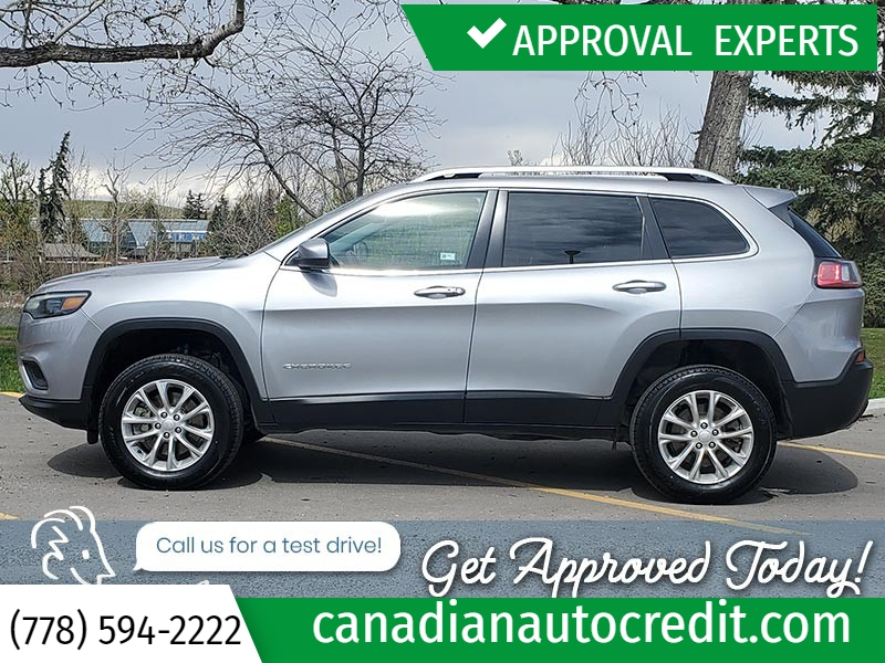 Jeep Cherokee 2019 price $29,988