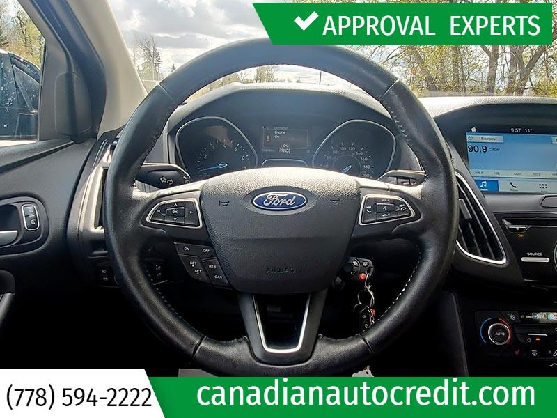 Ford Focus 2017 price $15,988
