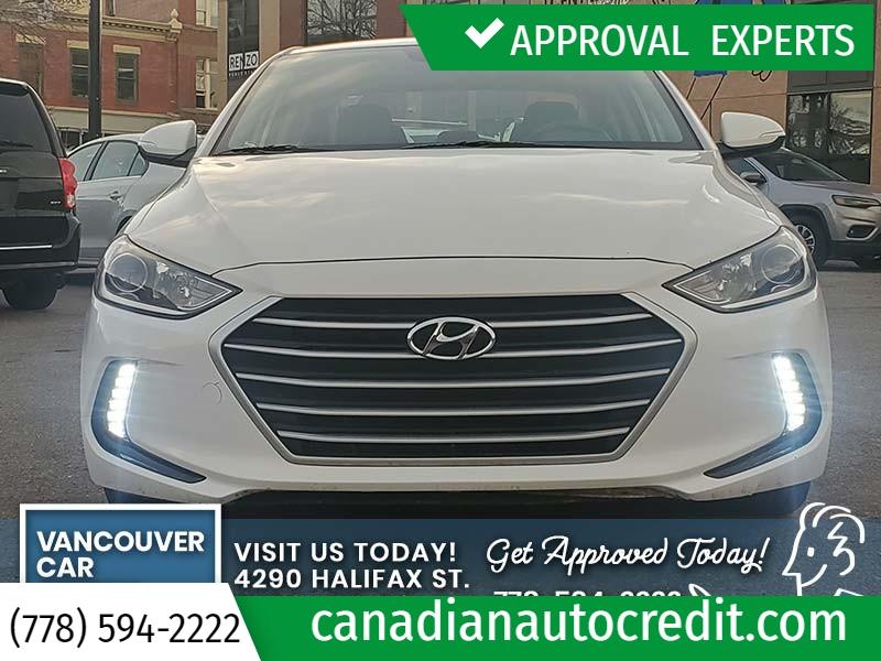 Hyundai Elantra 2018 price $16,988