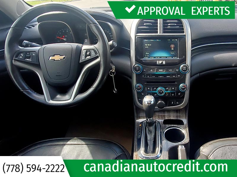 Chevrolet Malibu Limited 2016 price $16,988