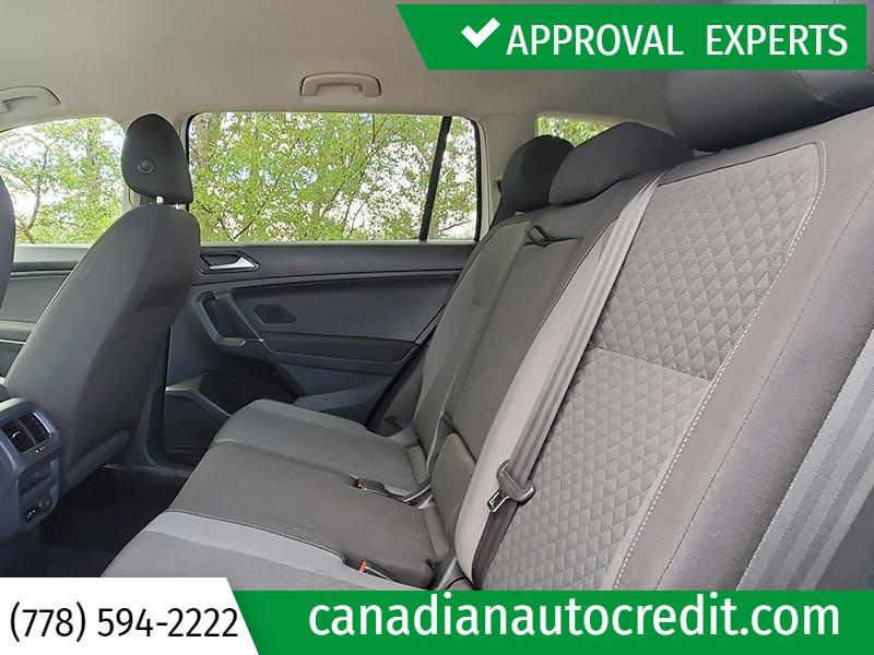 Volkswagen Tiguan 2018 price $24,988
