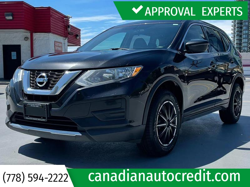 Nissan Rogue 2017 price $21,988