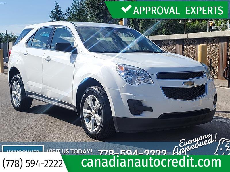 Chevrolet Equinox 2015 price $14,988