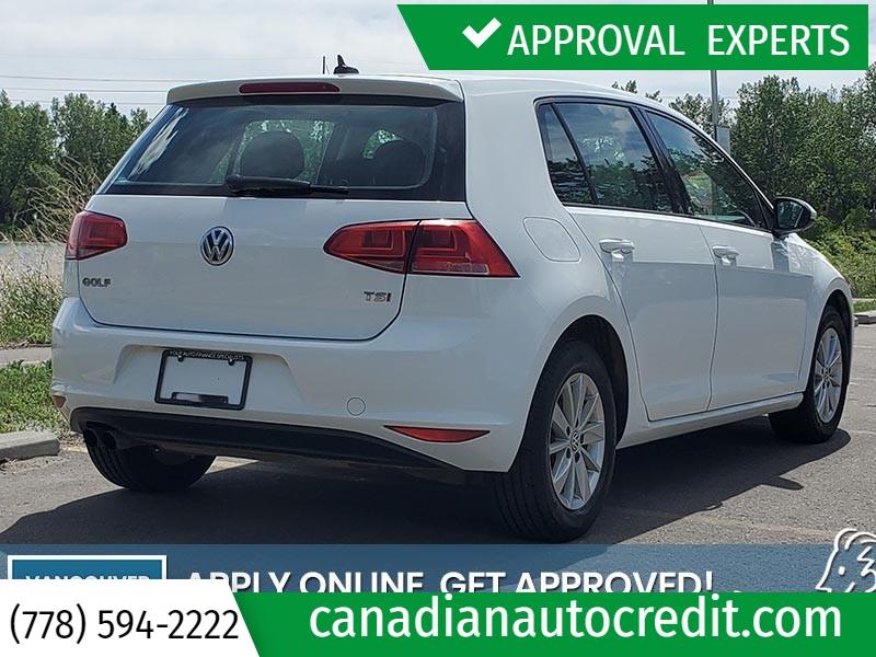 Volkswagen Golf 2016 price $9,988
