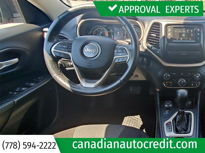 Jeep Cherokee 2016 price $21,988