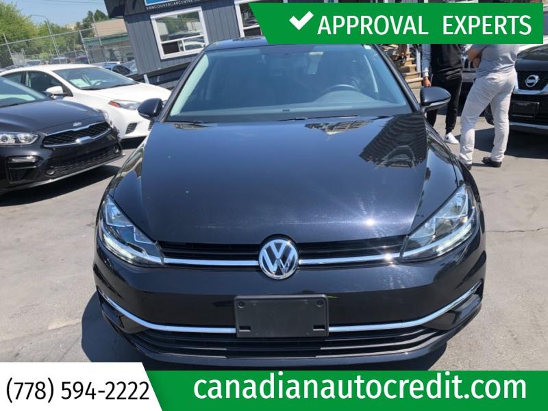 Volkswagen Golf 2018 price $20,888