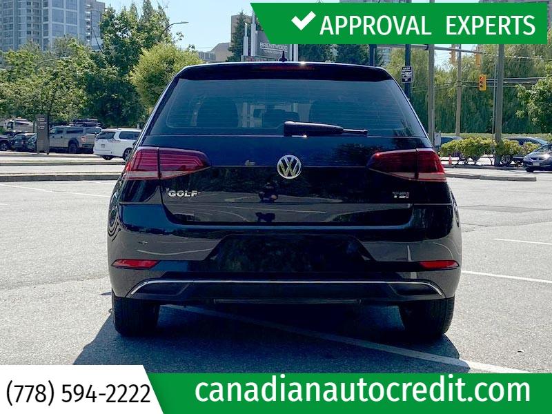 Volkswagen Golf 2018 price $20,988