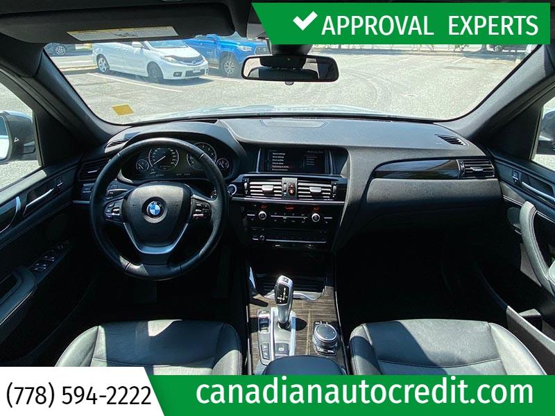 BMW X3 2017 price $29,988