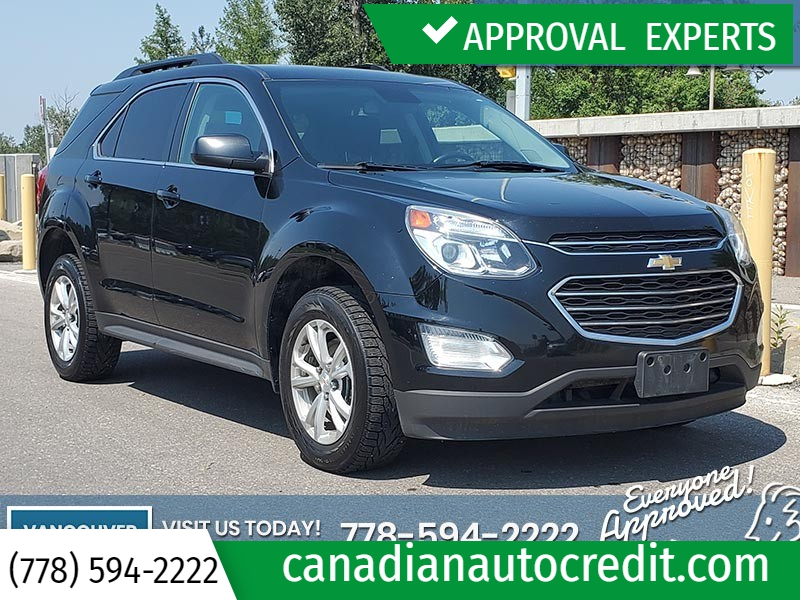 Chevrolet Equinox 2016 price $18,988