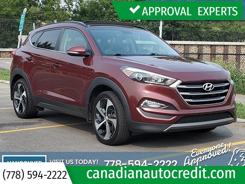 Hyundai Tucson 2016 price $22,988