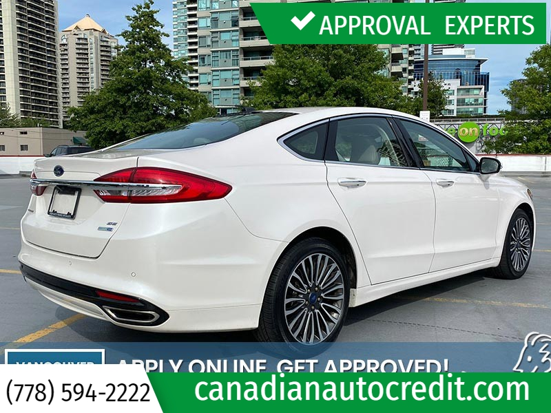 Ford Fusion 2017 price $22,988