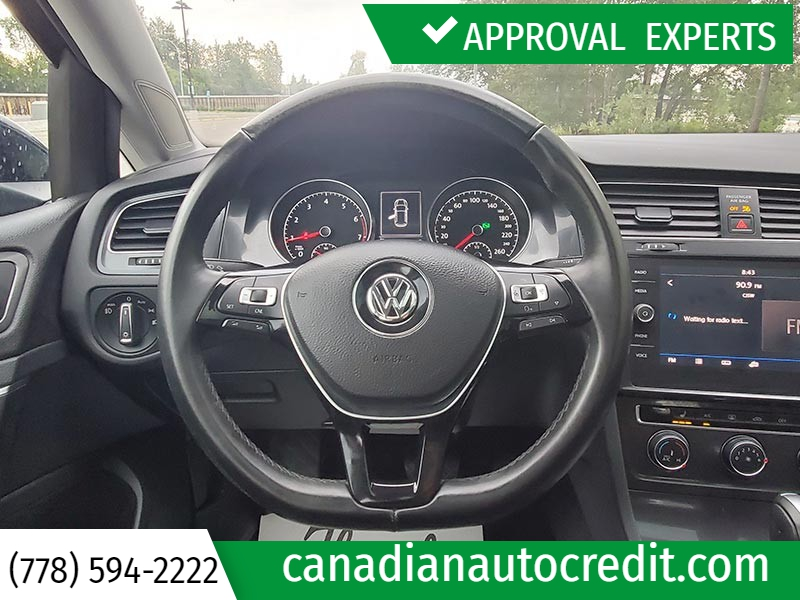 Volkswagen Golf 2018 price $24,988