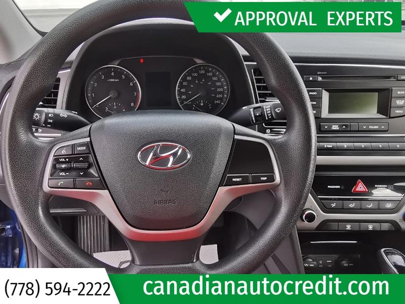 Hyundai Elantra 2018 price $14,988