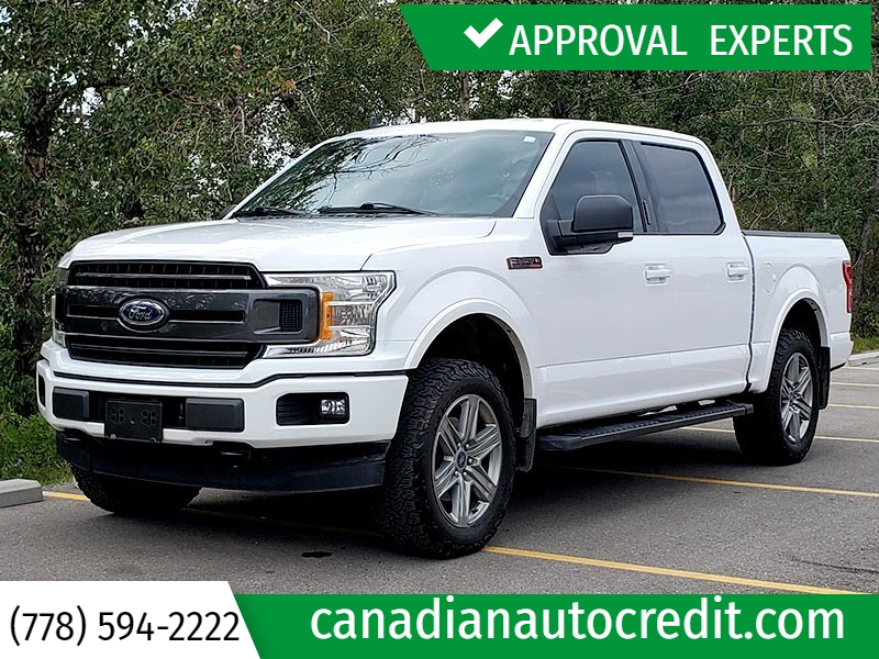 Ford F-150 2019 price $46,988