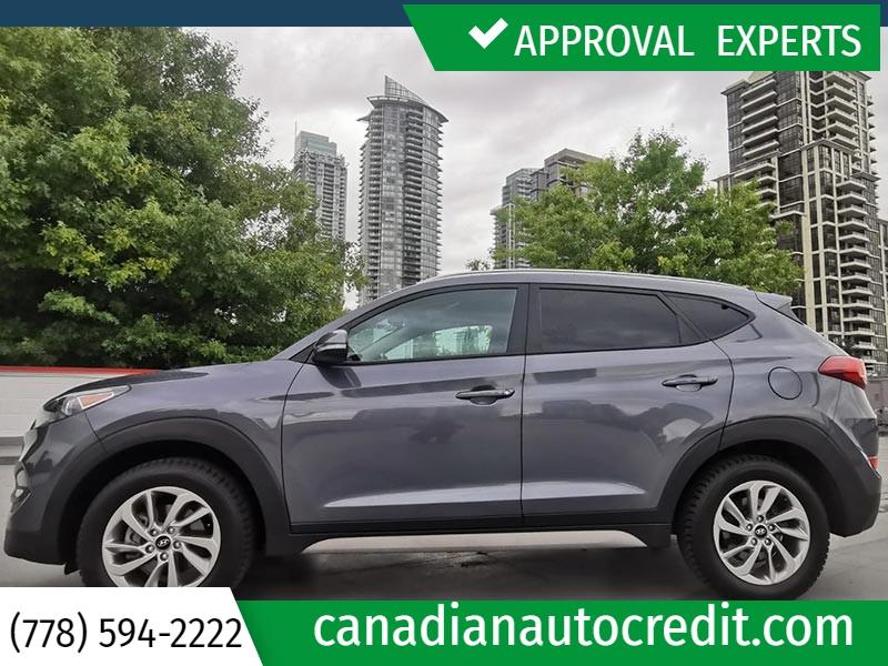 Hyundai Tucson 2017 price $23,988
