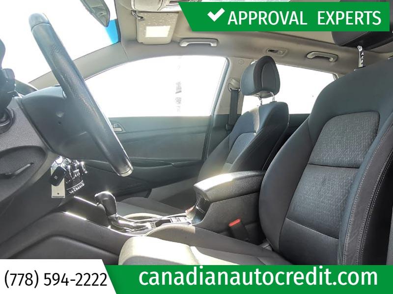 Hyundai Tucson 2018 price $22,988