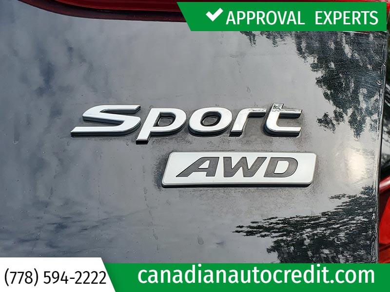 Hyundai Santa Fe Sport 2017 price $23,988