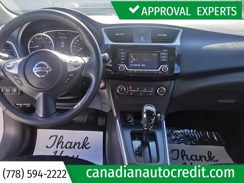 Nissan Sentra 2017 price $18,988