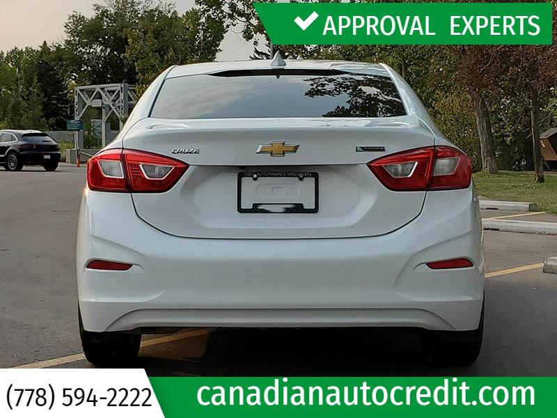 Chevrolet Cruze 2018 price $23,988