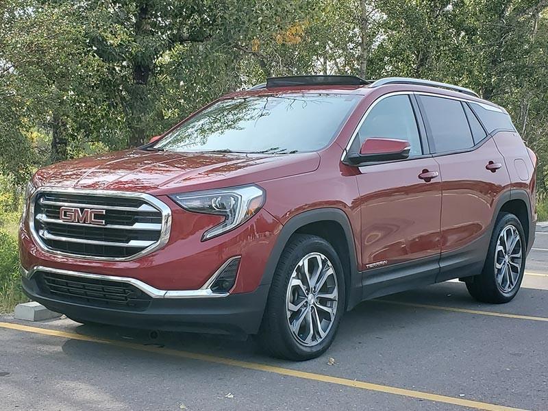 GMC Terrain 2018 price $28,988