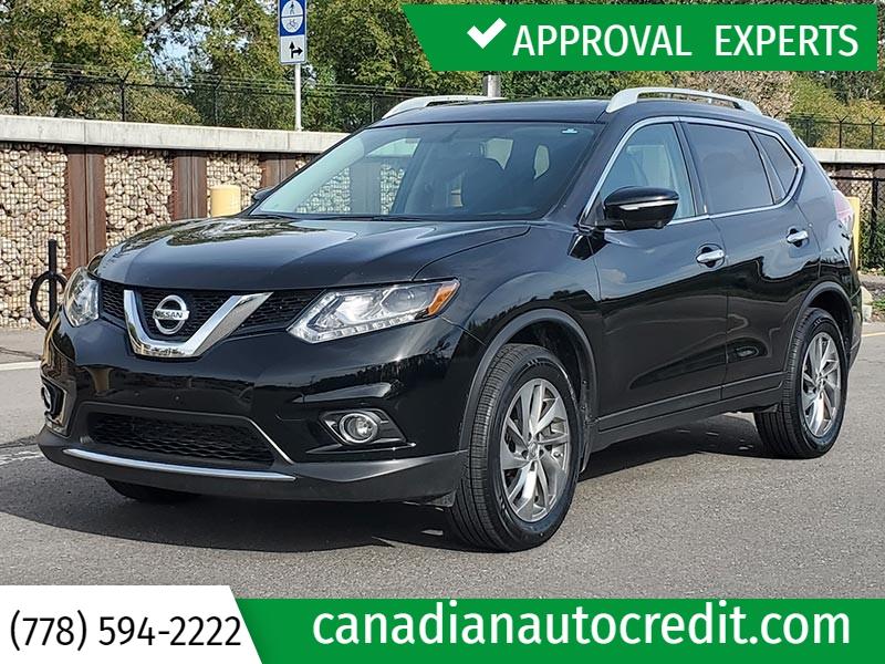 Nissan Rogue 2015 price $20,988