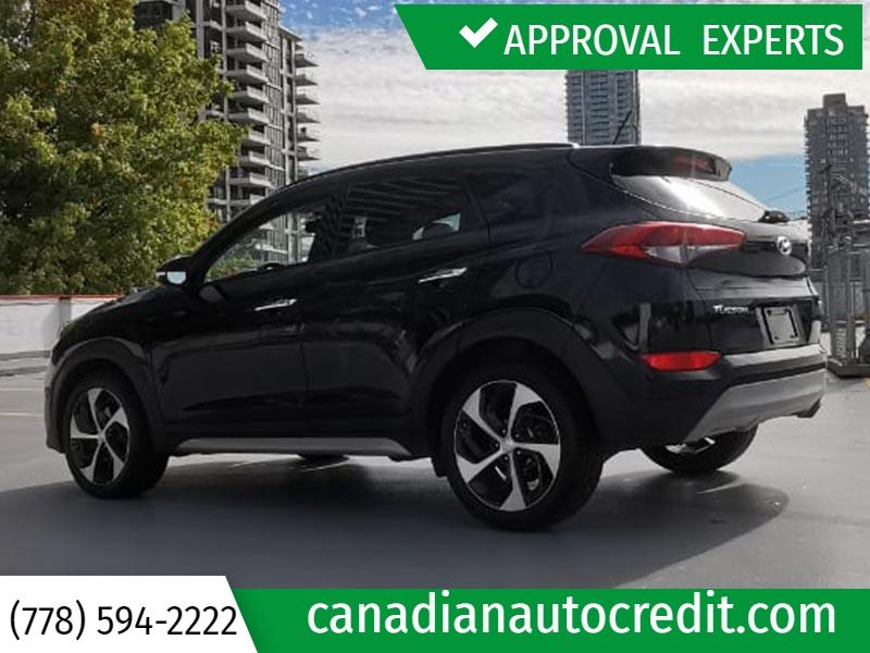 Hyundai Tucson 2017 price $26,988