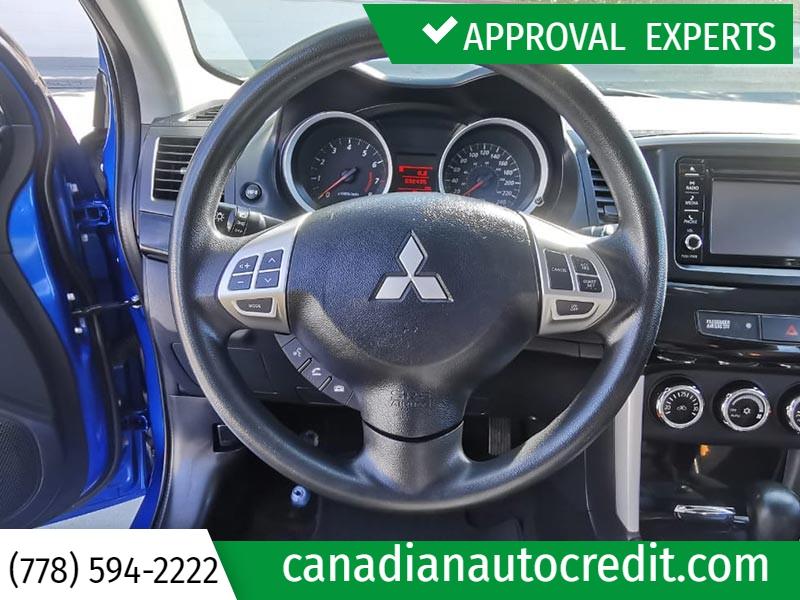 Mitsubishi Lancer 2017 price $17,988