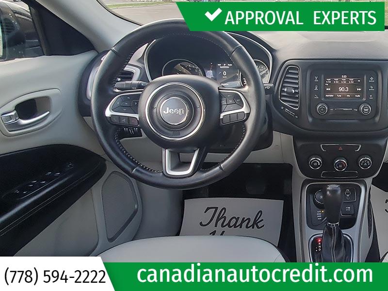Jeep Compass 2018 price $28,988