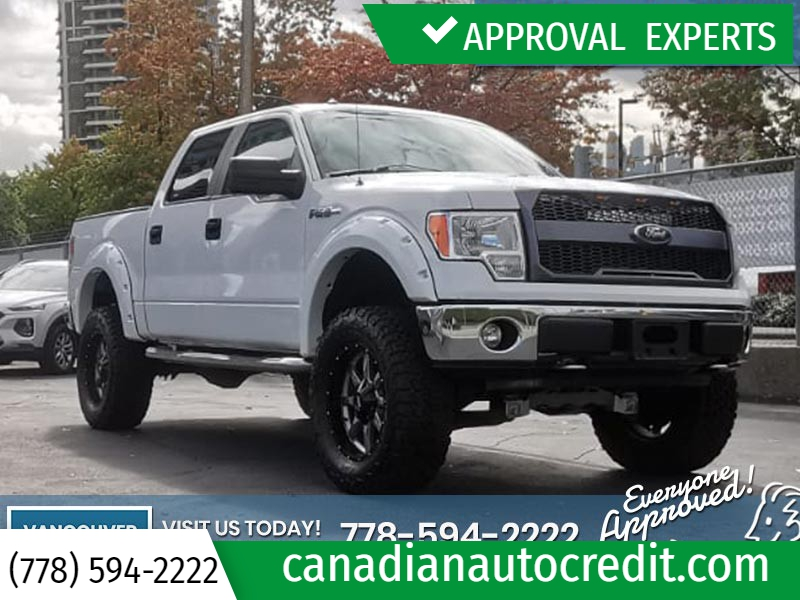 Ford F-150 2013 price $22,988