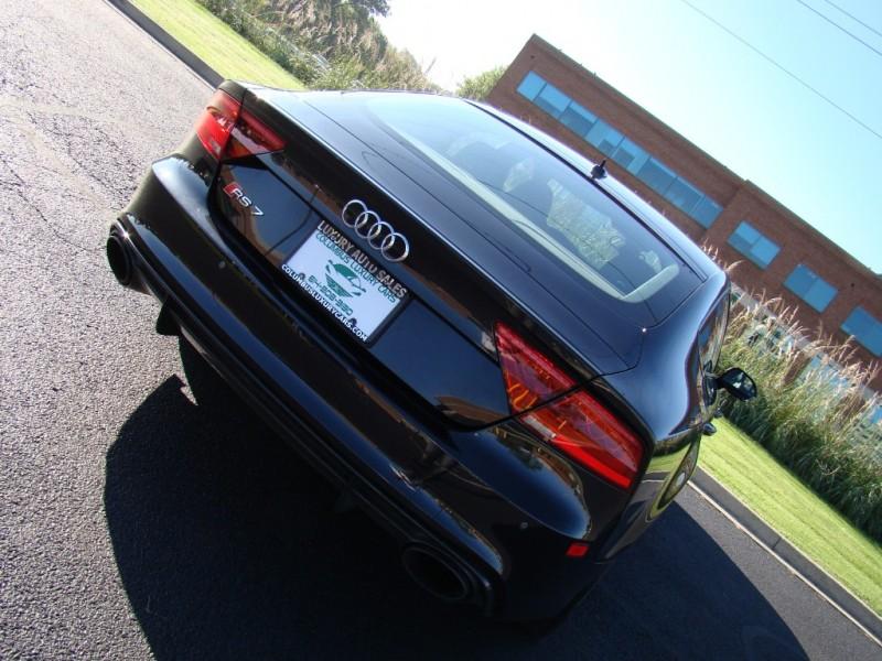 Audi A7 2015 price $69,987