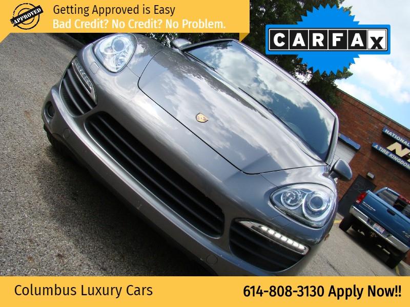 Porsche Cayenne 2011 price