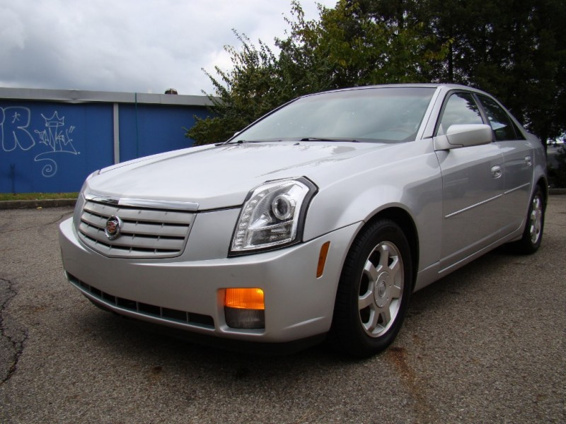 Cadillac CTS 2003 price $5,995