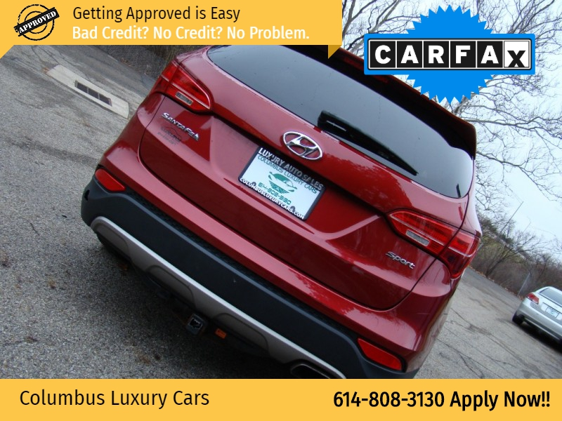 Hyundai Santa Fe 2013 price $9,789