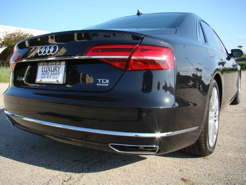 Audi A8 2015 price $49,995